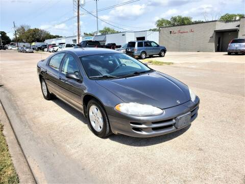 2003 Dodge Intrepid for sale at Image Auto Sales in Dallas TX