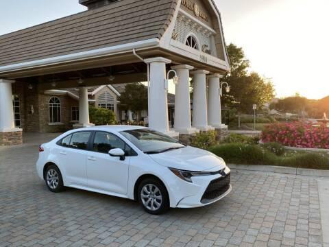 2020 Toyota Corolla for sale at CarSwitch Inc in San Ramon CA