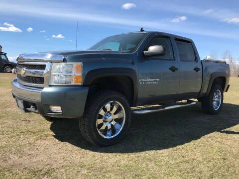 2008 Chevrolet Silverado 1500 for sale at Overvold Motors in Detriot Lakes MN