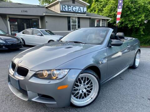 2011 BMW M3 for sale at Regal Auto Sales in Marietta GA