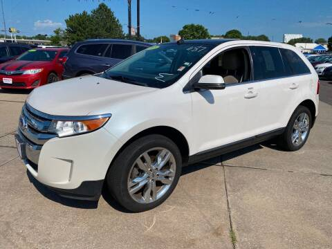 2013 Ford Edge for sale at De Anda Auto Sales in South Sioux City NE