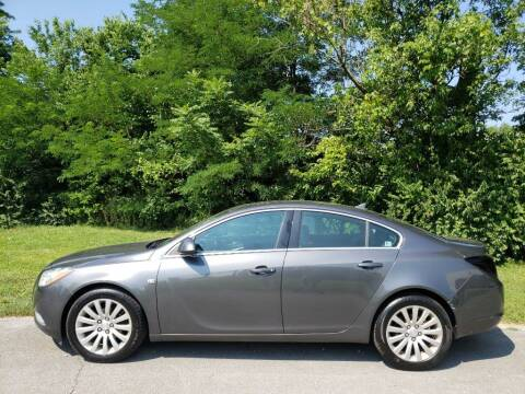 2011 Buick Regal for sale at Rayyan Auto Sales LLC in Lexington KY