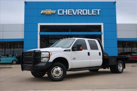 2015 Ford F-350 Super Duty for sale at Lipscomb Auto Center in Bowie TX