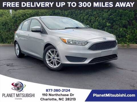2016 Ford Focus for sale at Planet Automotive Group in Charlotte NC
