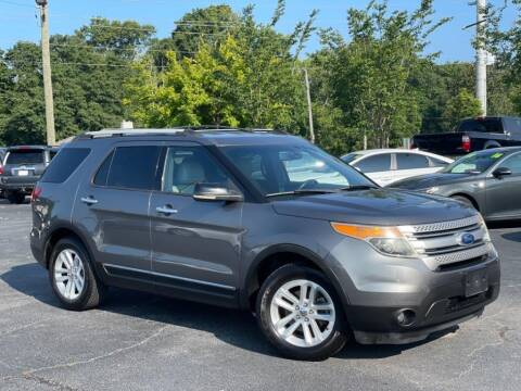2011 Ford Explorer for sale at Town Square Motors in Lawrenceville GA