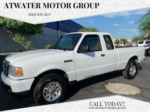 2011 Ford Ranger for sale at Atwater Motor Group in Phoenix AZ