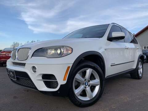2011 BMW X5 for sale at LUXURY IMPORTS in Hermantown MN