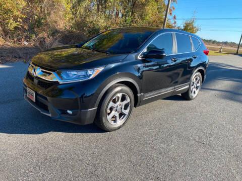 2018 Honda CR-V for sale at Autoteam of Valdosta in Valdosta GA