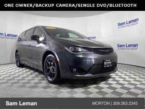 2019 Chrysler Pacifica for sale at Sam Leman CDJRF Morton in Morton IL