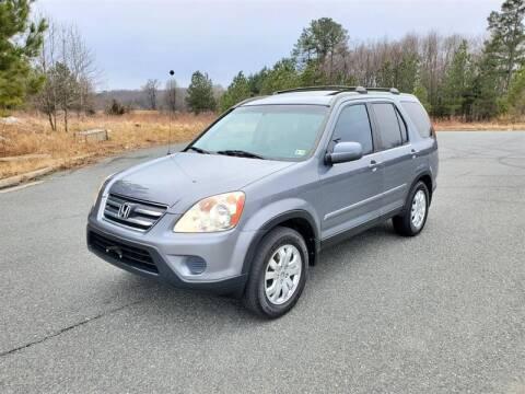 2006 Honda CR-V for sale at Apex Autos Inc. in Fredericksburg VA