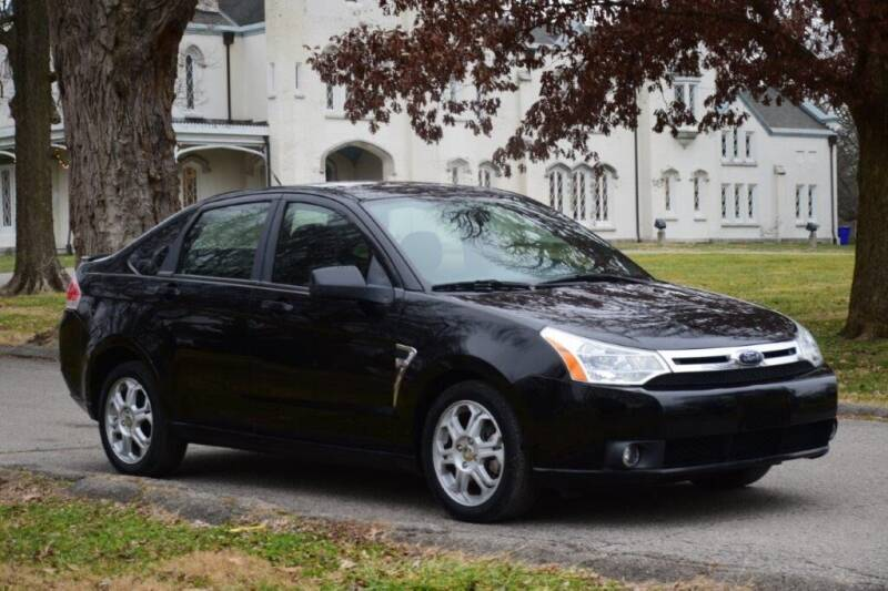 2008 Ford Focus for sale at Digital Auto in Lexington KY