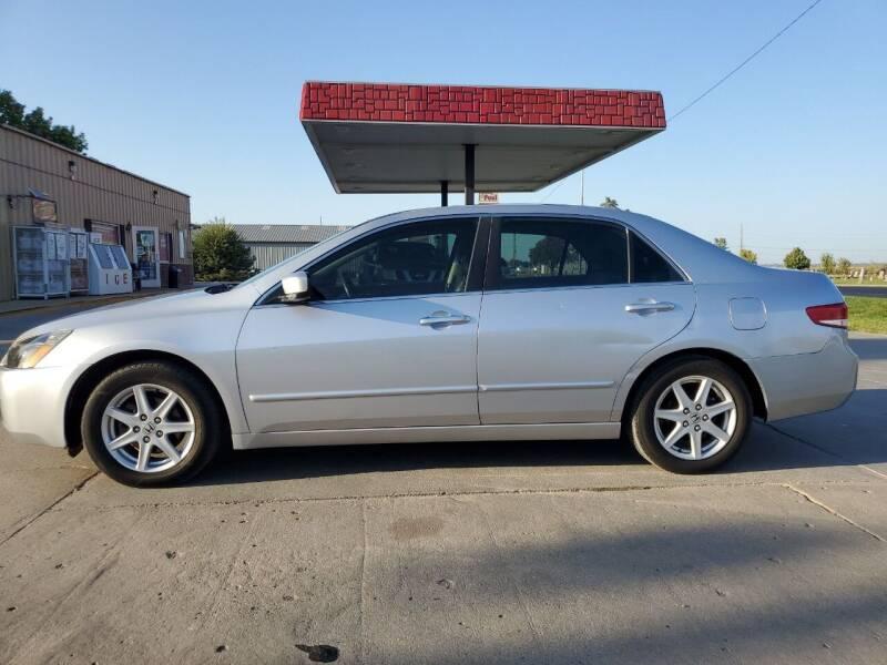 2004 Honda Accord for sale at Dakota Auto Inc. in Dakota City NE