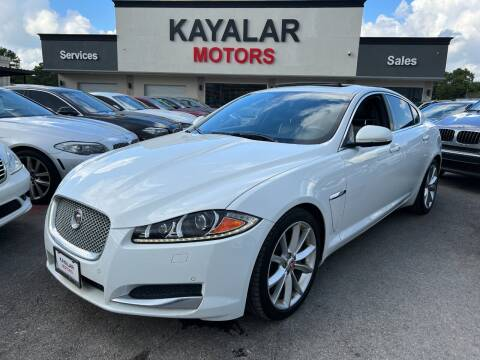 2015 Jaguar XF for sale at KAYALAR MOTORS in Houston TX