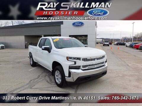 2020 Chevrolet Silverado 1500 for sale at Ray Skillman Hoosier Ford in Martinsville IN