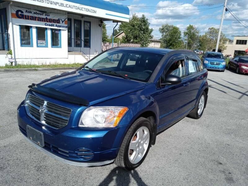 2009 Dodge Caliber for sale at E.L. Davis Enterprises LLC in Youngstown OH