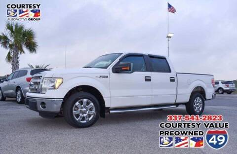 2013 Ford F-150 for sale at Courtesy Value Pre-Owned I-49 in Lafayette LA