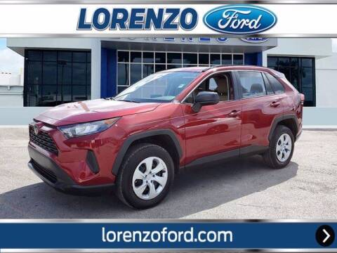 2020 Toyota RAV4 for sale at Lorenzo Ford in Homestead FL