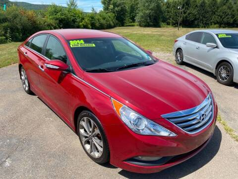 2014 Hyundai Sonata for sale at Hillside Motors in Campbell NY