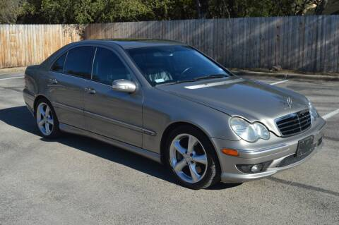 2005 Mercedes-Benz C-Class for sale at Coleman Auto Group in Austin TX