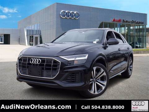 2020 Audi Q8 for sale at Metairie Preowned Superstore in Metairie LA