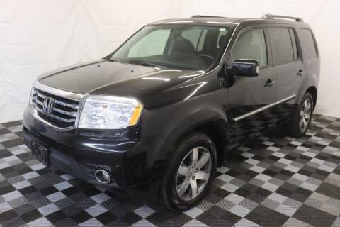 2013 Honda Pilot for sale at AH Ride & Pride Auto Group in Akron OH