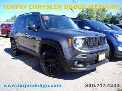 2016 Jeep Renegade for sale at Turpin Dodge Chrysler Jeep Ram in Dubuque IA