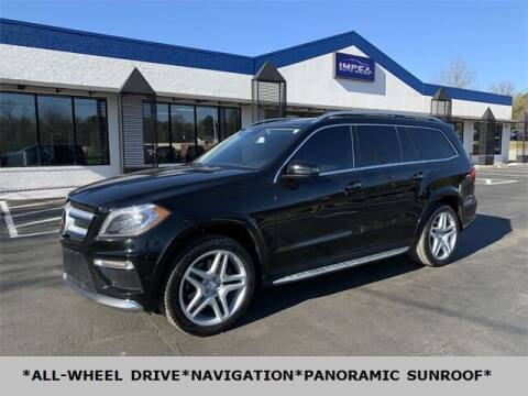 2016 Mercedes-Benz GL-Class for sale at Impex Auto Sales in Greensboro NC