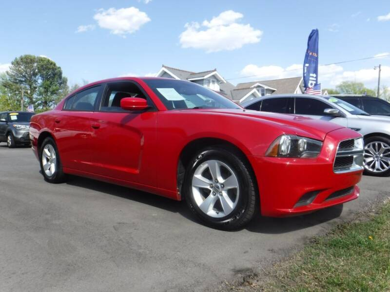 2013 Dodge Charger for sale at Rob Co Automotive LLC in Springfield TN