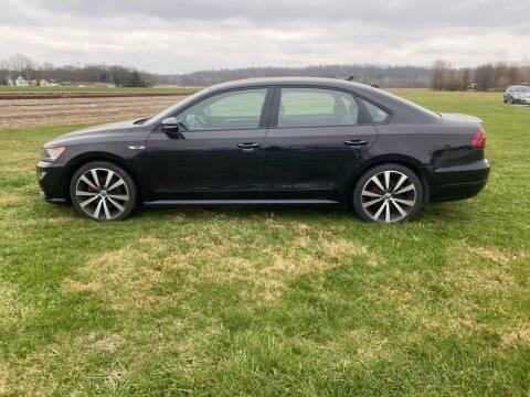 2018 Volkswagen Passat for sale at Wendell Greene Motors Inc in Hamilton OH