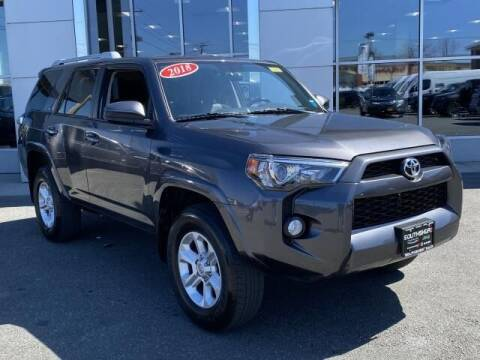 2018 Toyota 4Runner for sale at South Shore Chrysler Dodge Jeep Ram in Inwood NY