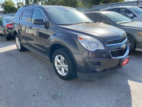 2015 Chevrolet Equinox for sale at Auto Solutions in Warr Acres OK
