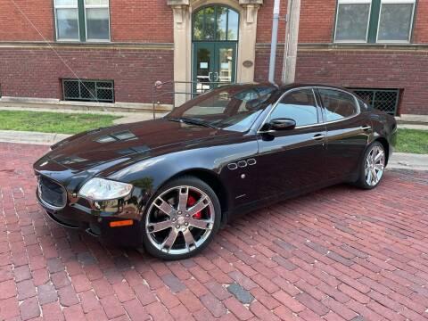2007 Maserati Quattroporte for sale at Euroasian Auto Inc in Wichita KS