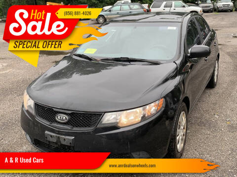 2010 Kia Forte for sale at A & R Used Cars in Clayton NJ