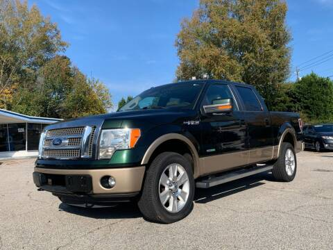 2012 Ford F-150 for sale at GR Motor Company in Garner NC
