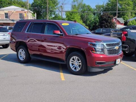 2019 Chevrolet Tahoe for sale at Frenchie's Chevrolet and Selects in Massena NY