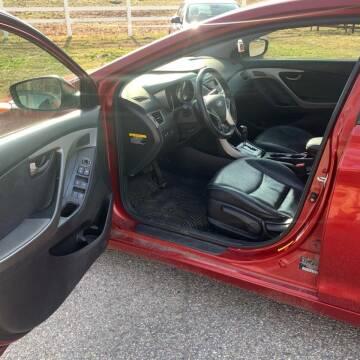 2012 Hyundai Elantra for sale at GLOBAL MOTOR GROUP in Newark NJ