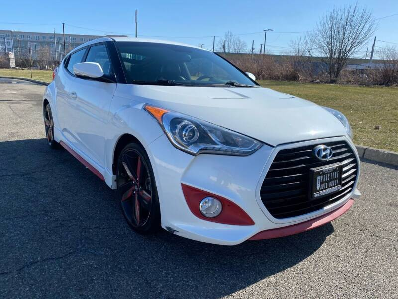2013 Hyundai Veloster for sale at Pristine Auto Group in Bloomfield NJ