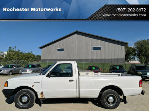 1997 Ford Ranger for sale at Rochester Motorworks in Rochester MN