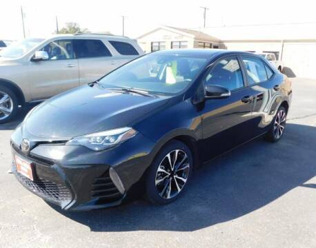 2019 Toyota Corolla for sale at Will Deal Auto & Rv Sales in Great Falls MT
