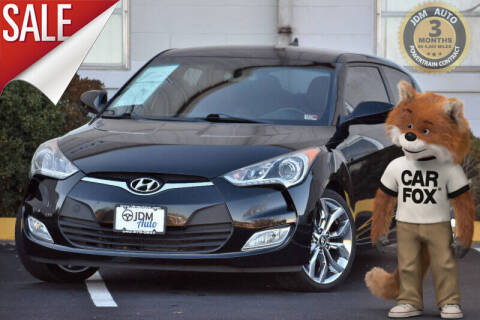 2014 Hyundai Veloster for sale at JDM Auto in Fredericksburg VA