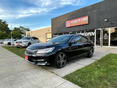 2016 Honda Accord for sale at HOUSE OF CARS CT in Meriden CT