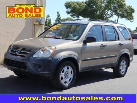 2006 Honda CR-V for sale at Bond Auto Sales in St Petersburg FL
