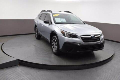 2021 Subaru Outback for sale at Hickory Used Car Superstore in Hickory NC