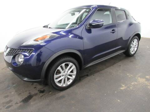 2016 Nissan JUKE for sale at Automotive Connection in Fairfield OH