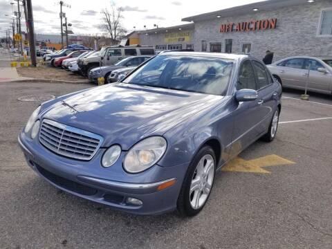 2006 Mercedes-Benz E-Class for sale at MFT Auction in Lodi NJ