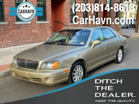 2003 Hyundai XG350 for sale at CarHavn in New Haven CT