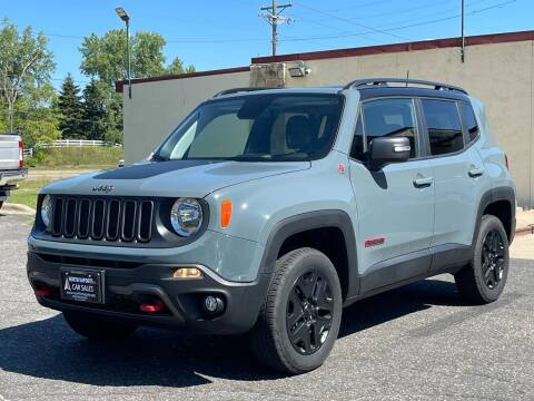 2018 Jeep Renegade for sale at North Imports LLC in Burnsville MN