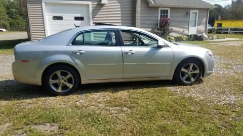 2011 Chevrolet Malibu for sale at MIKE B CARS LTD in Hammonton NJ