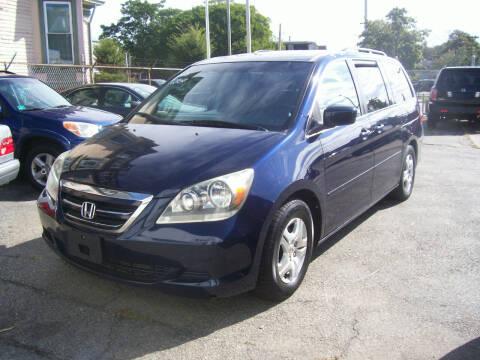 2006 Honda Odyssey for sale at Dambra Auto Sales in Providence RI