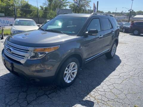 2015 Ford Explorer for sale at M&M's Auto Sales & Detail in Kansas City KS